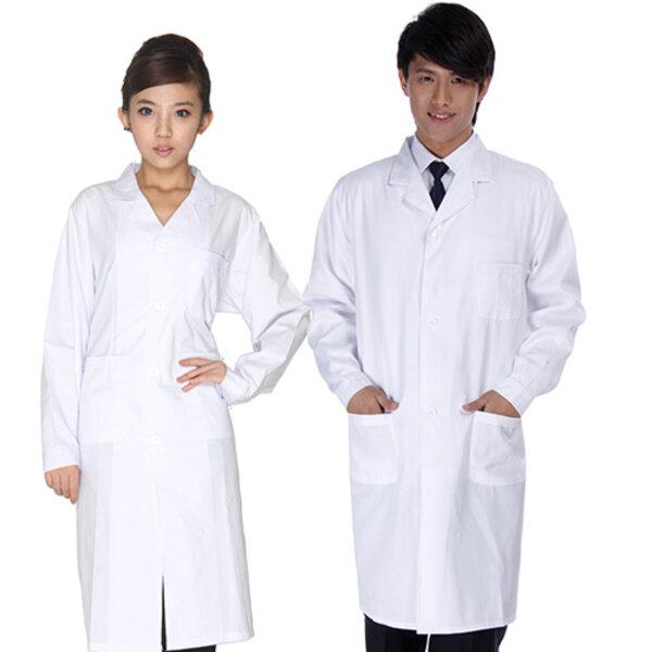 Đồng phục y tế - Áo blouse trắng bác sĩ