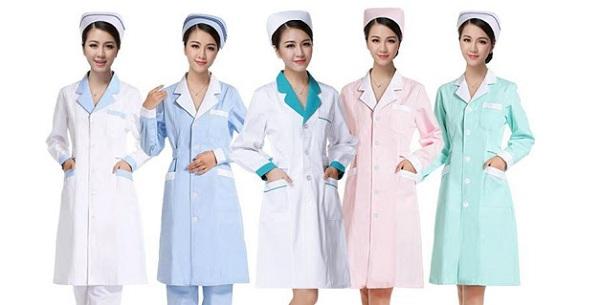 Quy định về đồng phục y tá