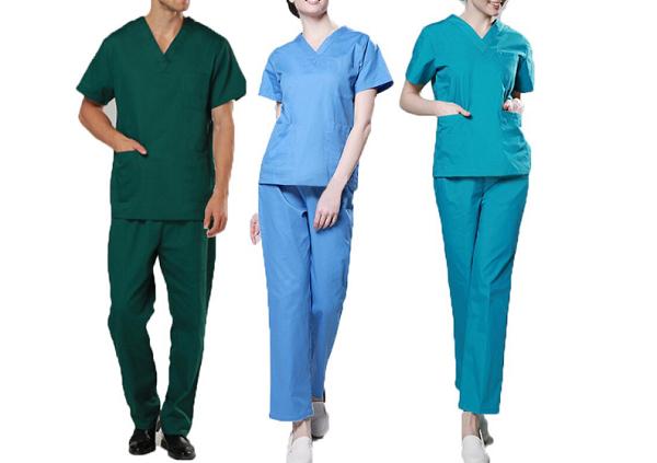 Kiểu dáng đồng phục y tá, điều dưỡng