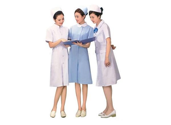 Tổng hợp các mẫu đồng phục y tá, điều dưỡng đẹp