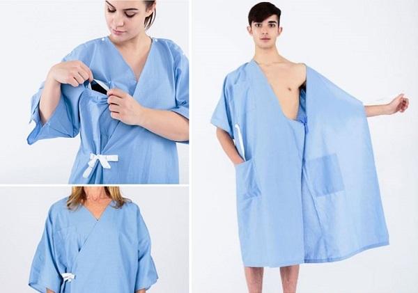 Quần áo bệnh nhân đẹp