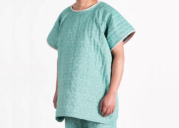 Các mẫu đồng phục bệnh nhân